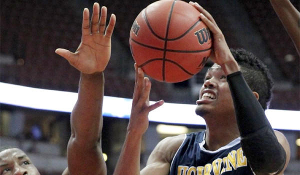 UC Irvine junior forward Will Davis II was named to the 2013-14 preseason all-conference team after averaging 9.7 points, 6.8 rebounds and 2.4 blocks per game for the Anteaters.