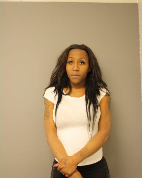 Jherrell McMahan has been charged with robbery.