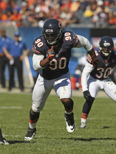 A decline in Julius Peppers' production is part of the reason why the Bears' defense will never be the same again.