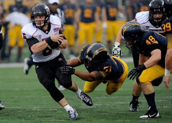 Northern Illinois quarterback Jordan Lynch may not get the Heisman love, but he's a major reason the Huskies are still undefeated and have a shot at a BCS game.