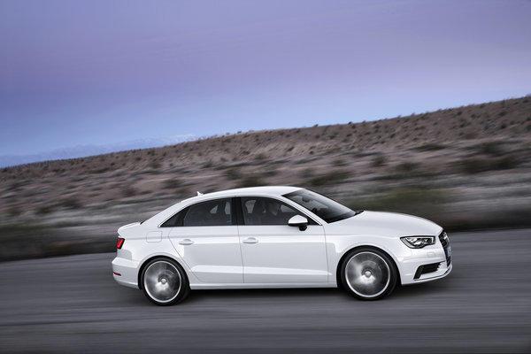 Will Audis New A Sedan Kick Off Price War With Mercedes CLA Latimes - Audi sedan price