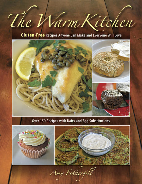 """The Warm Kitchen,"" a cookbook for people who don't eat gluten."