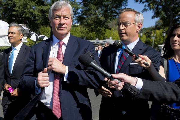 Jamie Dimon, chairman of JPMorgan Chase & Co., offered to reopen settlement talks.