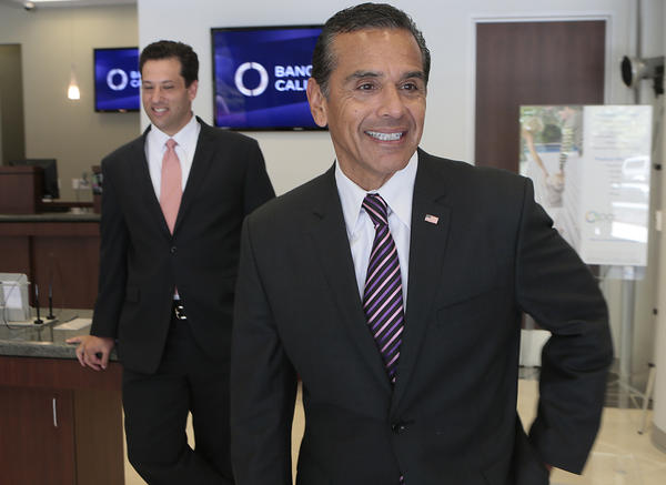 Former Los Angeles Mayor Antonio Villaraigosa is taking new jobs, including ones at Banc of California and USC.