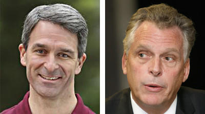 Thursday nights debate between Ken Cuccinelli and Terry McAuliffe was another slugfest as the gubernatorial candidates traded blows over the fiscal soundness of each others economic plans.