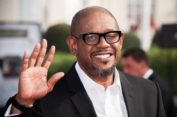Oscar-winning actor Forest Whitaker is the recipient of the Santa Barbara International Film Festival's Kirk Douglas Award.