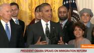 Obama: Finish Fixing Broken Immigration System