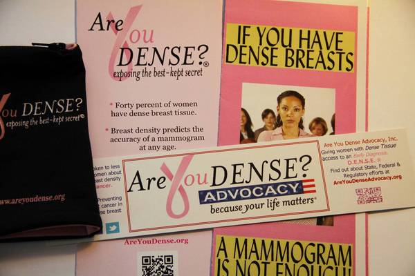 Breast Density Awareness