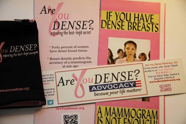 Breast Density Awareness