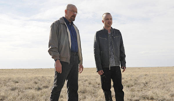 """Breaking Bad"" gets memorialized on ice in ""Breaking Ice."""