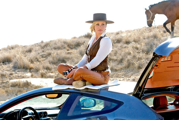 Cameron Diaz stars as Malkina, a dangerous and brilliant sociopath whose machinations have shocking consequences.