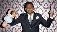 Aziz Ansari explores adulthood in Netflix stand-up, 'Buried A