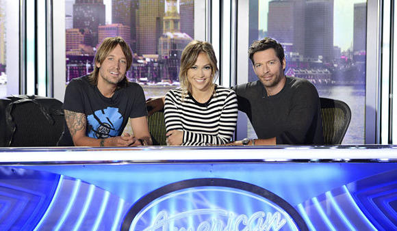 "Keith Urban, Jennifer Lopez and Harry Connick Jr. will judge the new season of ""American Idol."""
