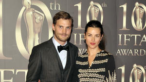 E.L. James confirms Jamie Dornan '50 Shades of Grey' casting