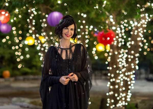 """Catherine Bell in """"The Good Witch's Destiny"""" on Hallmark."""