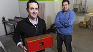 Manufacturing startup gets a fast start