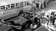 <b>Share your memories:</b> JFK's assassination