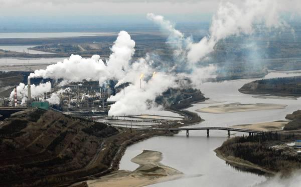 Canada's 'Industrial Heartland'