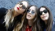 It's home for Haim