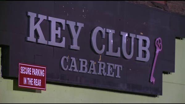 One person has died after six were shot inside this New Haven club Saturday morning.