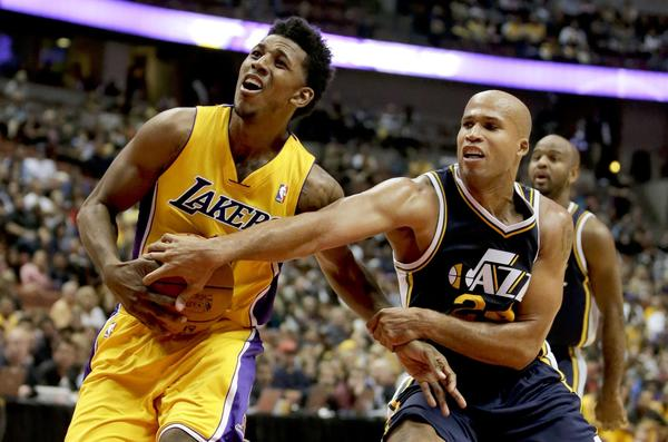Nick Young, Richard Jefferson