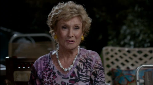 "Cloris Leachman as Maw Maw in Fox's ""Raising Hope."""