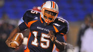 Backup quarterbacks falter as Morgan State loses, 28-14, to Howard