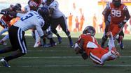 Duke upsets mistake-prone Virginia Tech 13-10, breaks several losing streaks