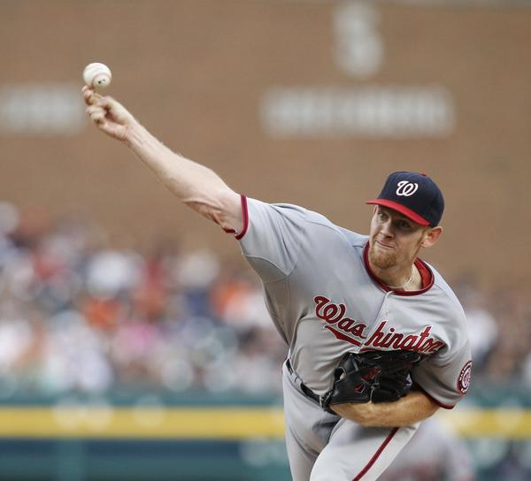 The Washington Nationals' Stephen Strasburg had surgery this week, according to reports.
