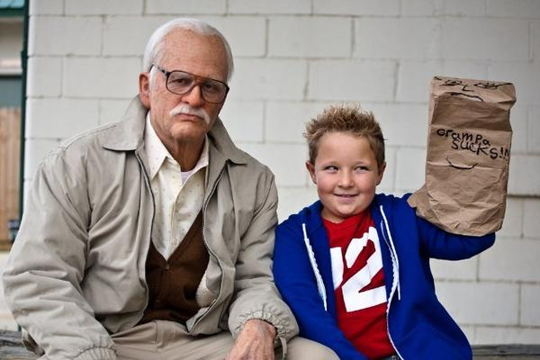 "Johnny Knoxville's ""Bad Grandpa"" was No. 1 at the box office, while ""The Counselor"" flopped"