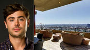Zac Efron buys contemporary home in Hollywood Hills