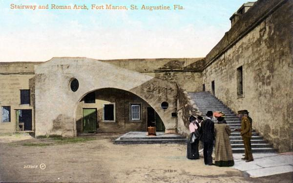 Florida History Haunted Tales Open Doors To Solid Florida