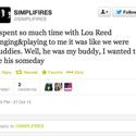 R.I.P. Lou Reed