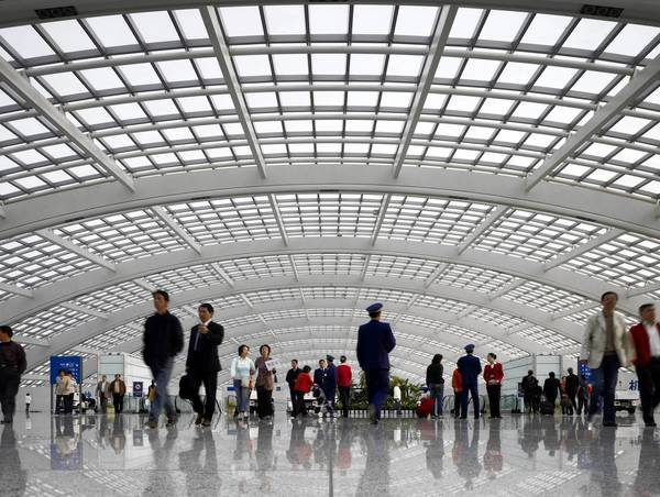 Beijing Capital International Airport is expected next year to surpass Hartsfield-Jackson Atlanta International Airport as the world's busiest airport.