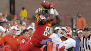 No QB controversy for Terps, but plenty of questions with wide receivers