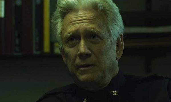 "Bruce Davison plays Chief Kirkhoven in the 2011's indie horror film ""Munger Road."""