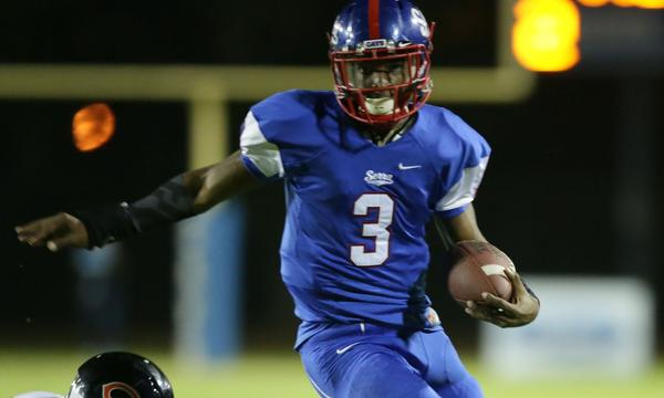 Quarterback Jalen Greene and his Gardena Serra teammates are among the best in Southern California.