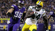 Aaron Rodgers, Packers roll past Vikings