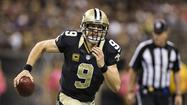 Drew Brees, Saints say they have a long way to go