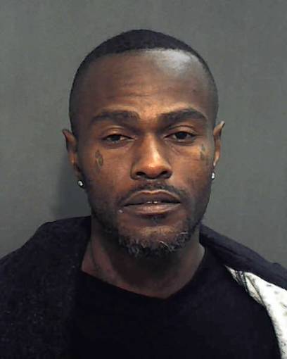 Willie Slater, 36, was charged with aggravated stalking after he threatened the family of his brother's killer, Charles Walker -- who was serving a life sentence when he was erroneously freed from prison using fake court orders.