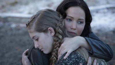 'The Hunger Games: Catching Fire' final trailer: Katniss enters the arena