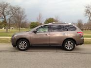 Nissan rolls out 2014 Pathfinder Hybrid