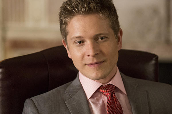 "Matt Czuchry as Cary Agos in a scene from ""The Good Wife."""