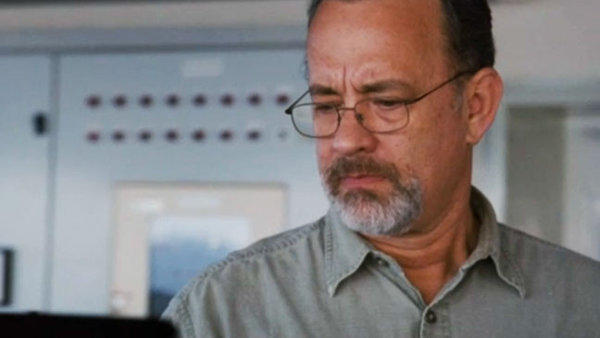 "Tom Hanks in Paul Greengrass' ""Captain Phillips,"" which is among the most commonly pirated movies on the Ukrainian website Extratorrent.com."