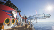 Pictures: New features on the Disney Magic