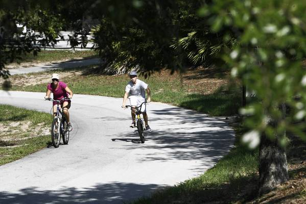 The West Orange Trail could be part of a cross-state bike path.