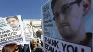 Nearly 6 months into Snowden affair, opinion still split on motives