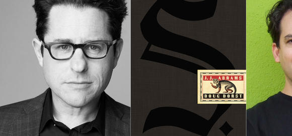 J.J. Abrams, Doug Dorst and their book 'S'