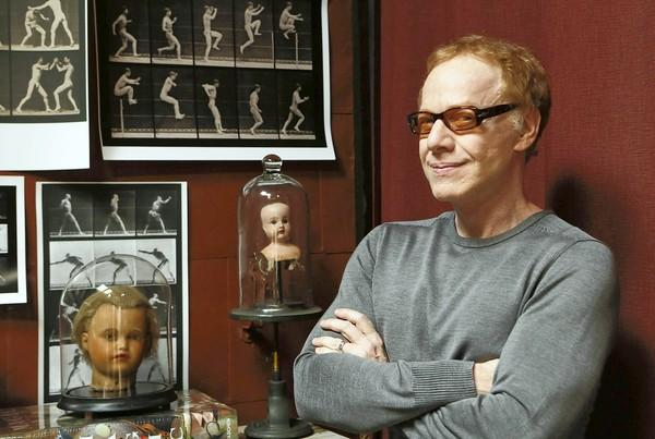Composer Danny Elfman is bringing his scores from Tim Burton movies to the Nokia in downtown L.A.