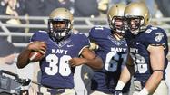 Navy's depth proves to be a strength in win over Pittsburgh